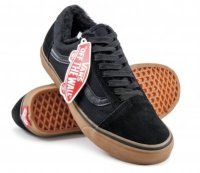 Кеды Vans Old Skool Winter Low 63-08-05M (С МЕХОМ)