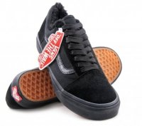 Кеды Vans Old Skool Winter Low 63-08-06M (С МЕХОМ)