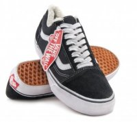 Кеды Vans Old Skool Winter Low 63-08-07M (С МЕХОМ)