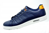Кроссовки Adidas Neo (dark blue/orange) 22-08-01M