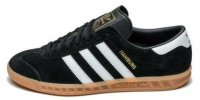 Кроссовки Adidas Hamburg (black) 22-08-01M
