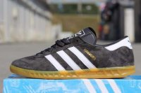 Кроссовки Adidas Hamburg (dark grey) 22-08-03M